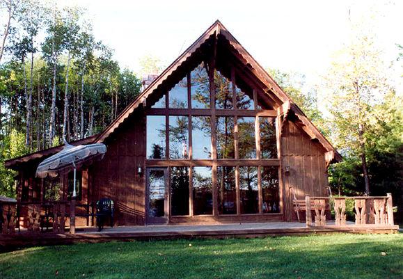Seven Eagles Vacation Rental - St  Germain Wisconsin